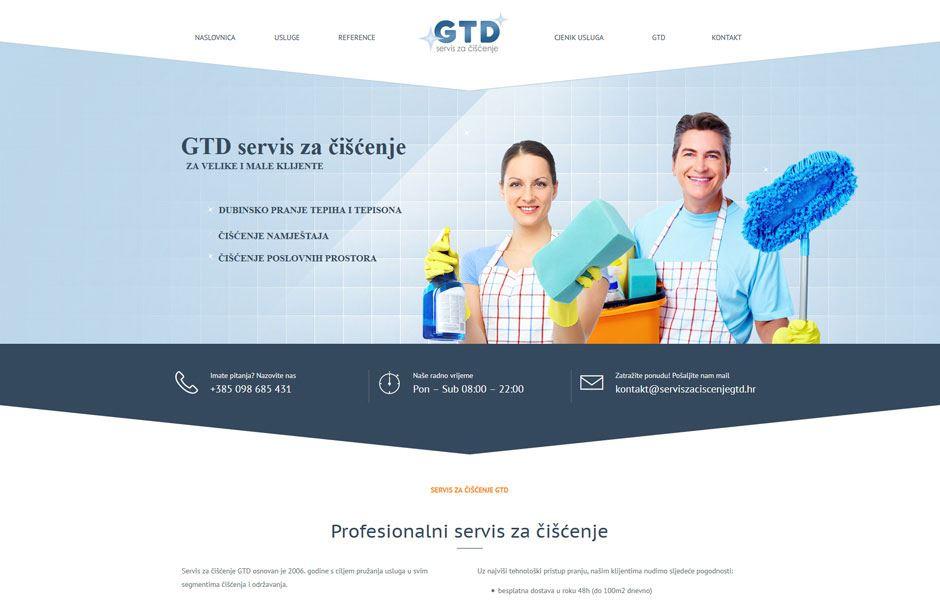 gtd-web