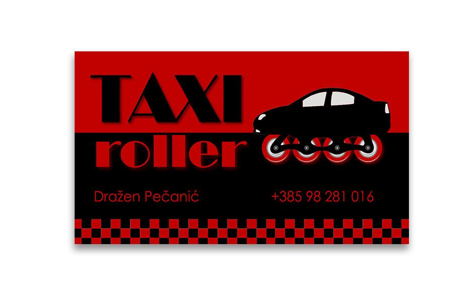 taxi-roller